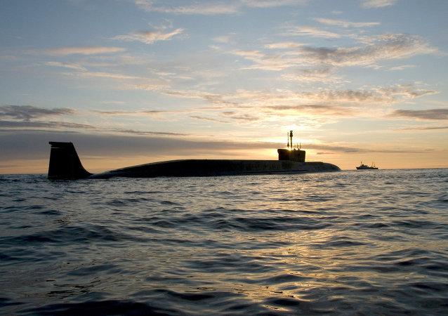 '尤里•多爾戈魯基' 導彈潛艇