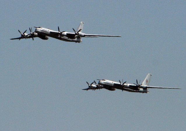 圖-95MС轟炸機