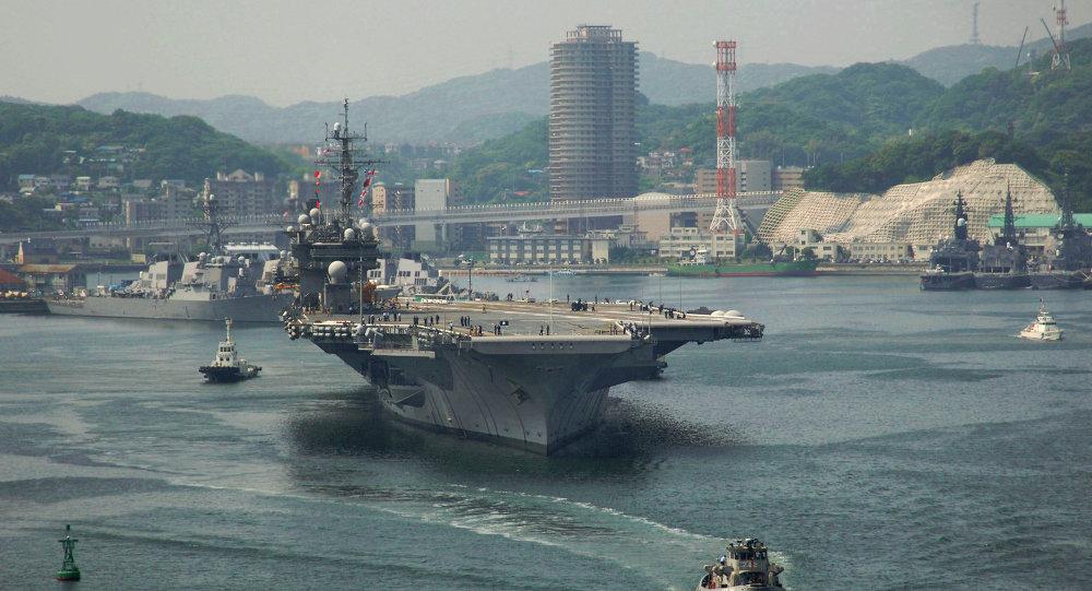 共同社:美國期待美軍與日本自衛隊加強一體化運用
