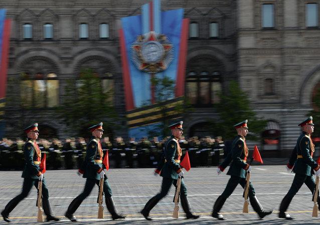 俄副外長:共有26國的領導人將出席紅場勝利日閱兵