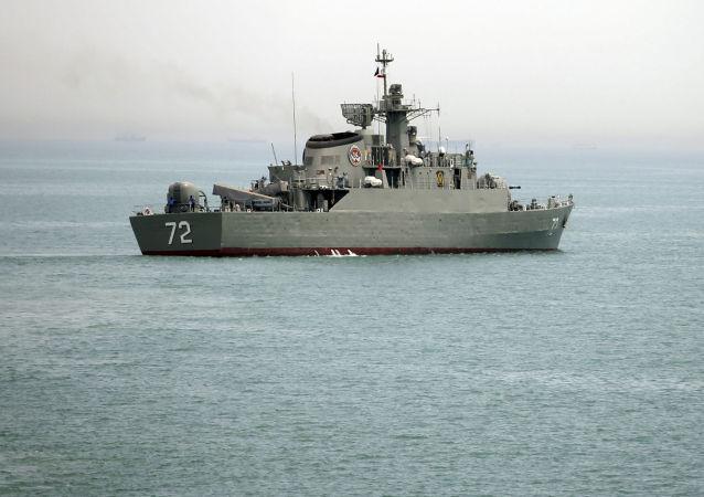 馬紹爾群島貨船被扣是因與伊朗港口部門未決的財政問題