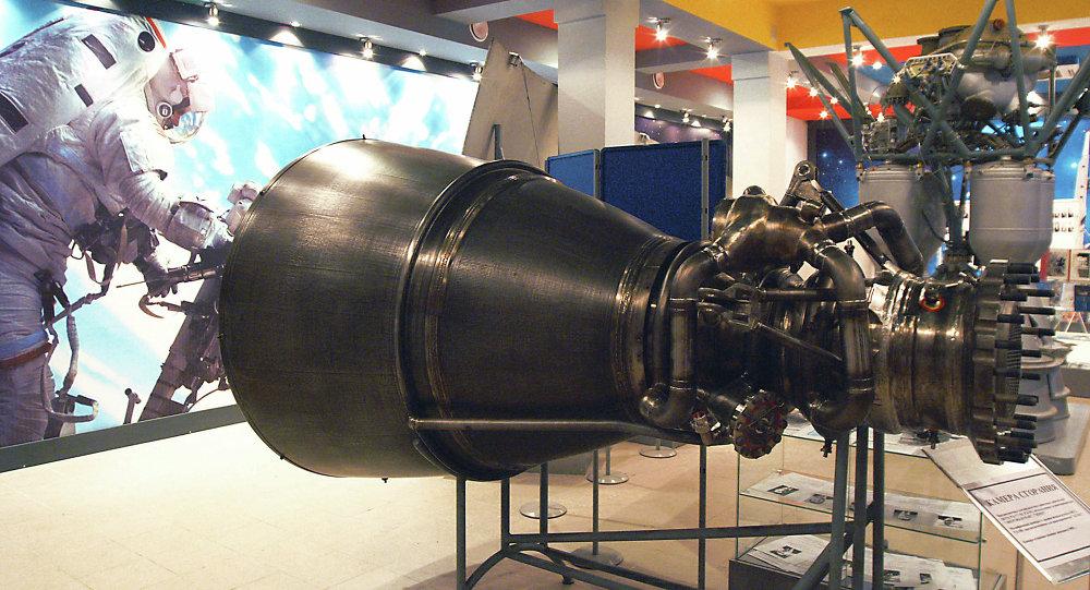 俄方月初再向美方交付三台RD-180火箭發動機