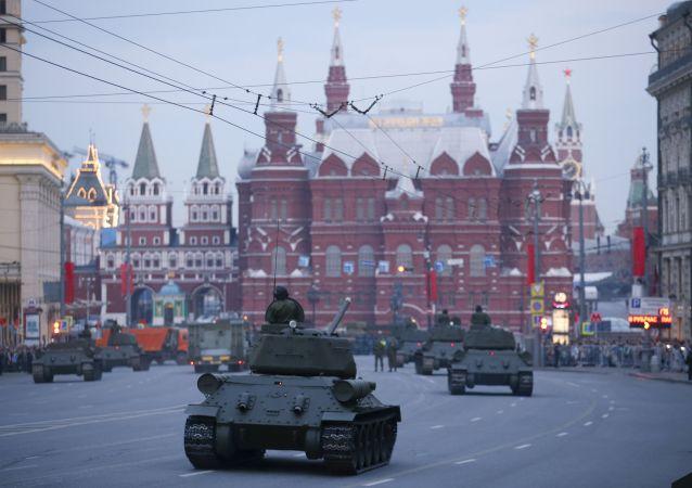 俄副防長:俄成為全世界坦克數量最多國家