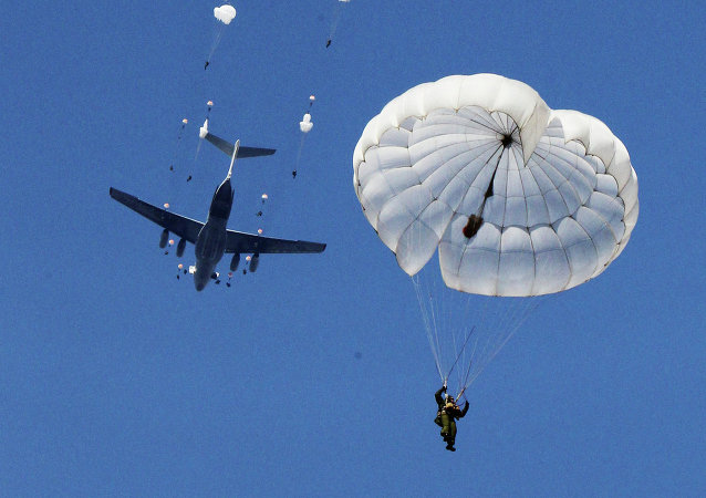 俄空降部隊計劃秋季首次在埃及舉行反恐演習
