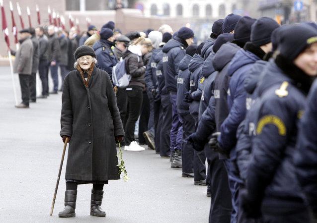 伊萬諾夫:俄看到正在歐洲增加的新納粹主義情緒的威脅