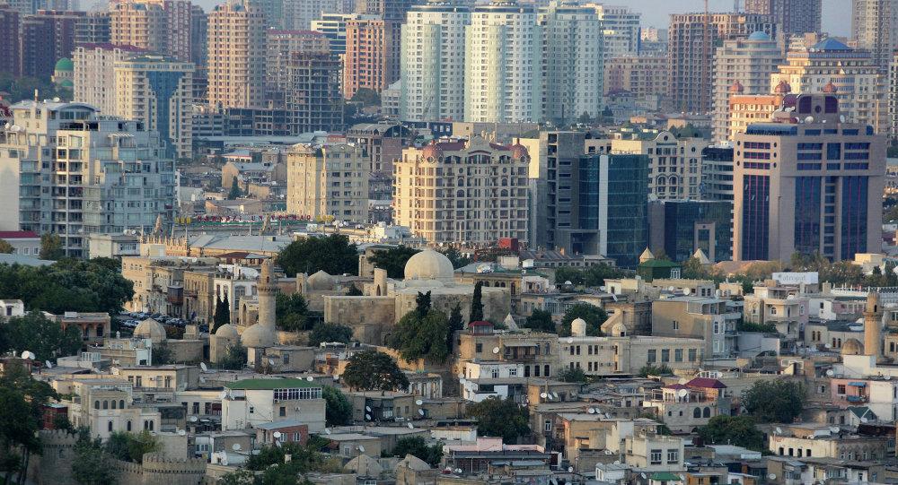 阿塞拜疆首都巴庫