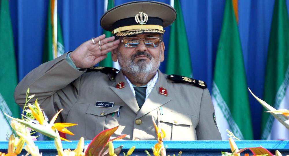 伊朗武裝力量總參謀長費魯扎巴基