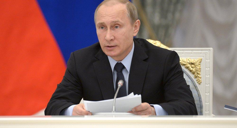 普京:同化語言的強硬侵略性政策略不可容忍
