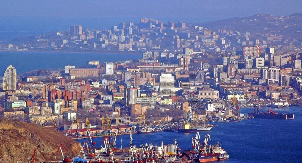 俄符拉迪沃斯托克貿易海港2018年第一季度貨物週轉量創紀錄