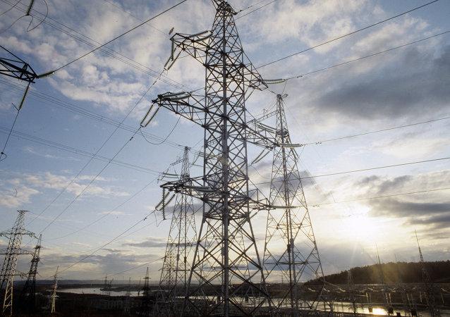 普京責成俄能源部10月前提交向蒙古供電方案
