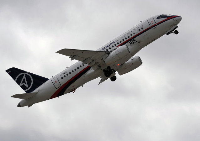 伊朗副總統:伊朗有意引進俄SSJ100客機