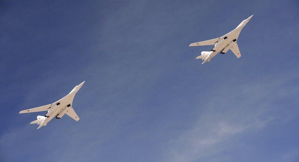 俄羅斯圖-160戰略轟炸機將飛抵南非