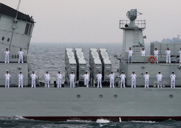 俄中軍艦抵達博斯普魯斯海峽和達達尼爾海峽