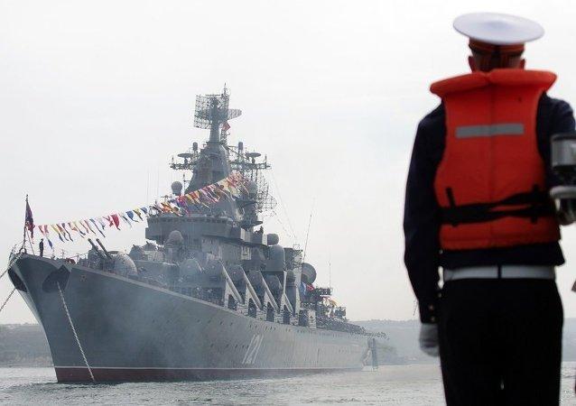 俄黑海艦隊:艦隊戰備未因停電而受到影響
