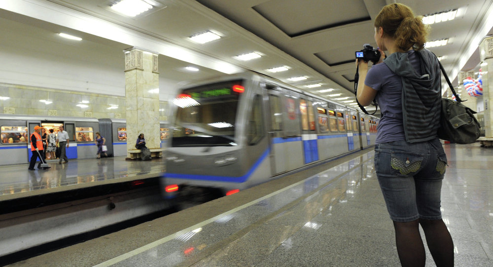 莫斯科地鐵