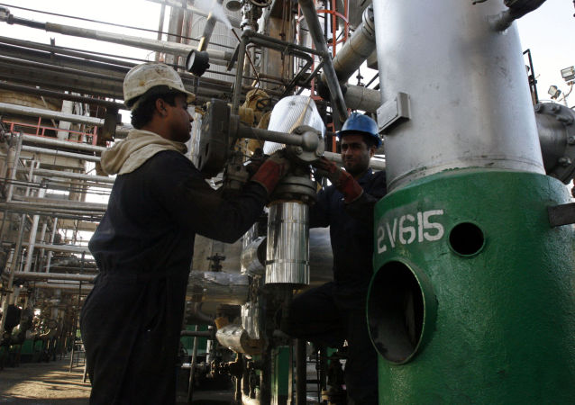 伊朗,煉油廠(資料圖片)