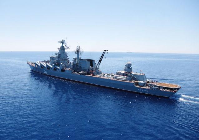 消息人士:雅典不會因美國的法律而禁止俄軍艦進入希臘港口