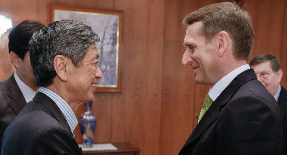 日本自民黨副總裁高村正彥
