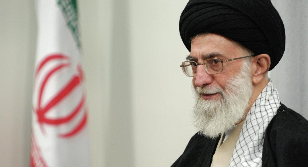 伊朗最高領袖阿里∙哈梅內伊