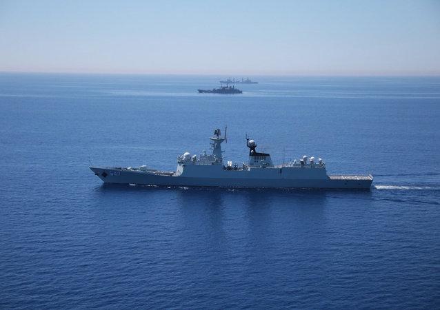 外交學者:俄羅斯與中國艦隊將取代美國在亞洲的領先地位