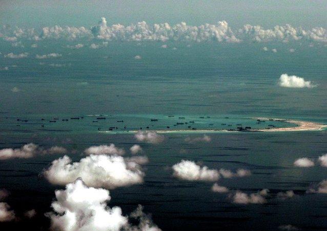 外媒:美國強化在南海的立場
