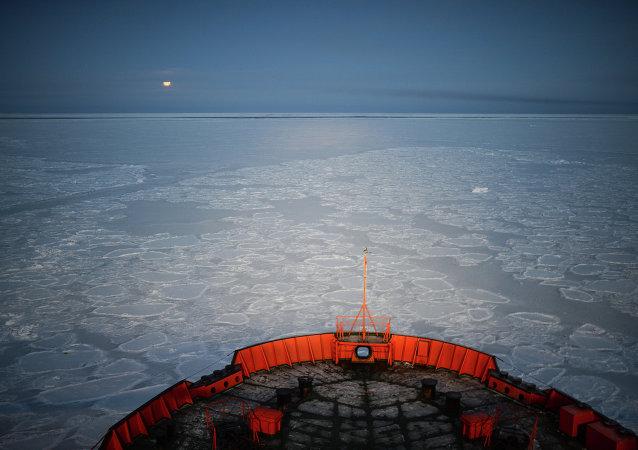 中國公司擬發送三艘貨船穿越北冰洋