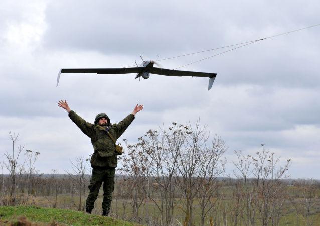 俄軍用無人機將在遠東六區執行火災監測任務