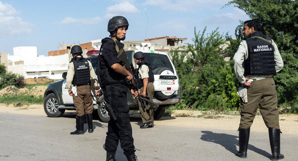突尼斯警方