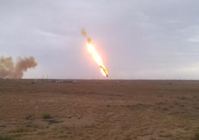 「質子-M」號運載火箭2013年墜毀是因速度傳感器反裝
