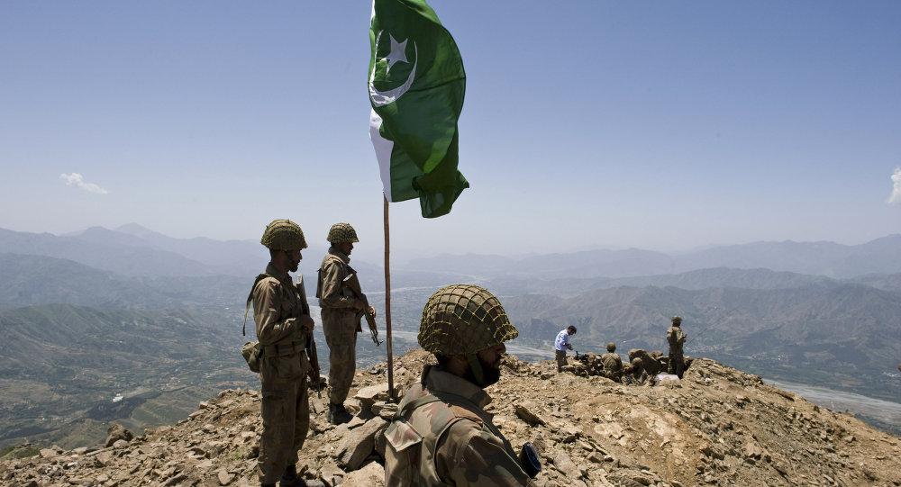 中國外交部:巴基斯坦為反恐所做努力應得到國際社會尊重
