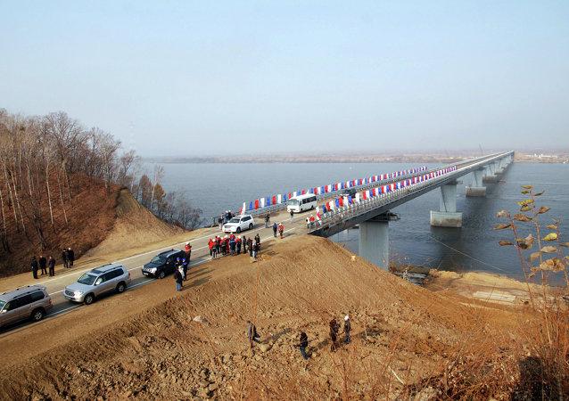 俄濱海邊疆區一此前關閉的俄中口岸將於4月9日開放