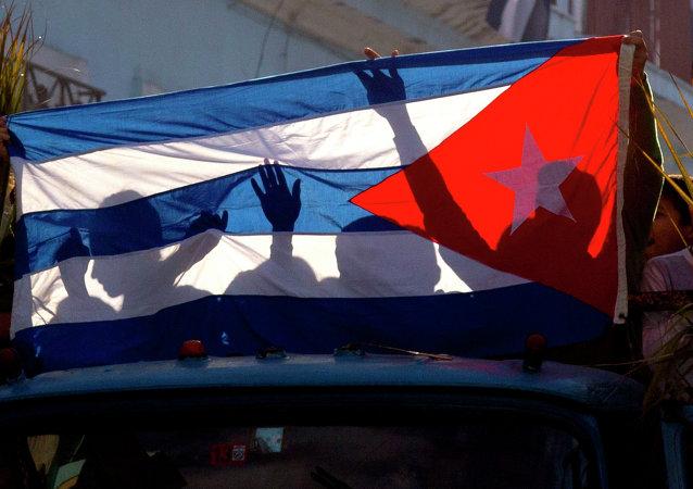 媒體:古巴否認了與美國討論內政為題的可能性