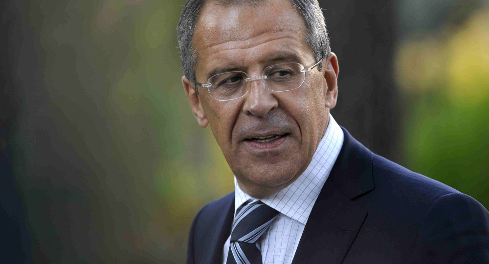 俄外長:伊核協議基於普京提出的階段性和相互性原則
