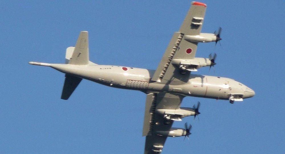 日本P-3C反潛巡邏機
