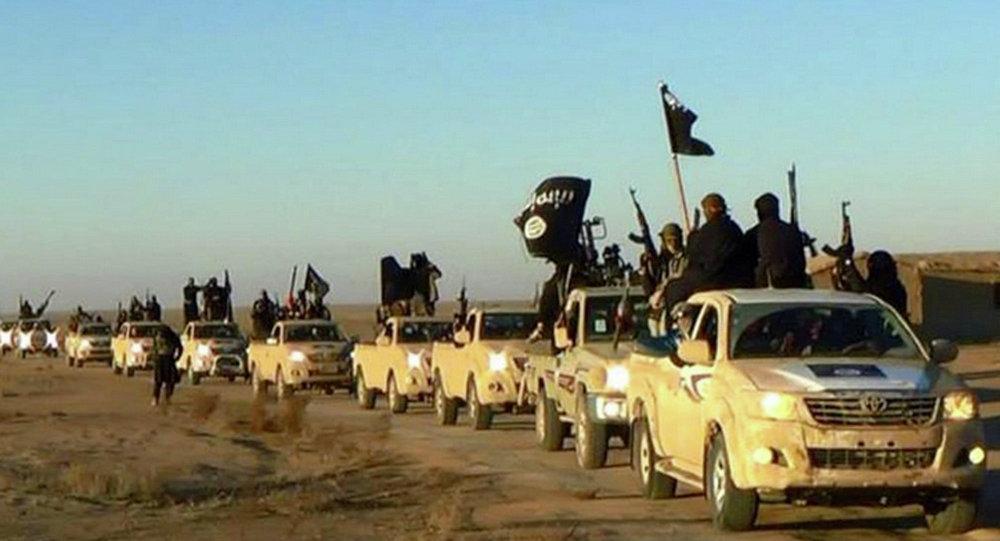 美國關注伊斯蘭國從何處獲得大量豐田越野車