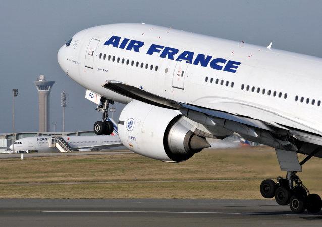 法航3日因罷工再次取消其25%的航班