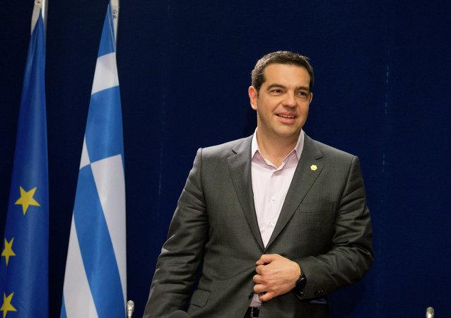希臘總理亞歷克西斯·齊普拉斯