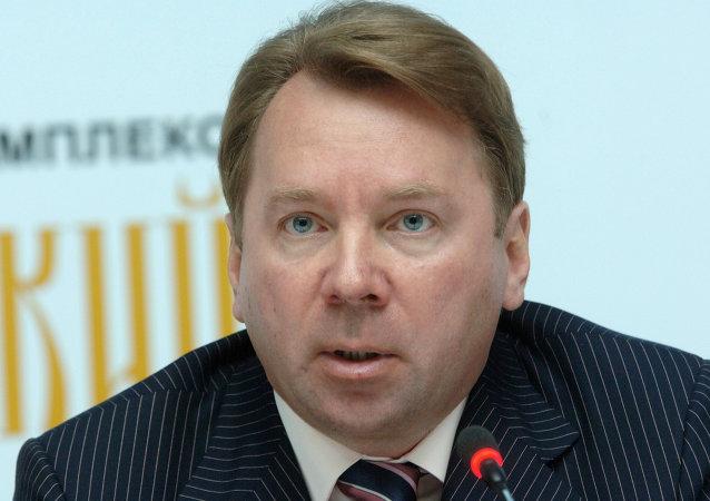 俄羅斯總統軍事技術合作問題助理弗拉基米爾∙科任