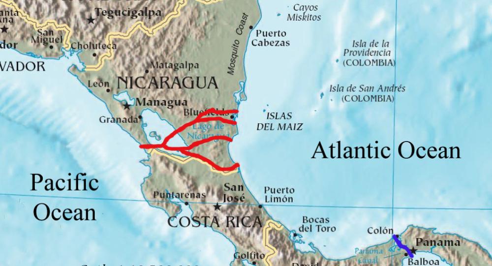 美國拉攏哥斯達黎加反對中國