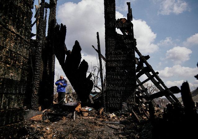俄總統新聞秘書:俄對烏軍在頓巴斯的挑釁行動深感憂慮