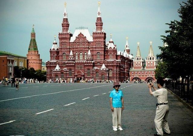 赴俄中國遊客數量增長27%