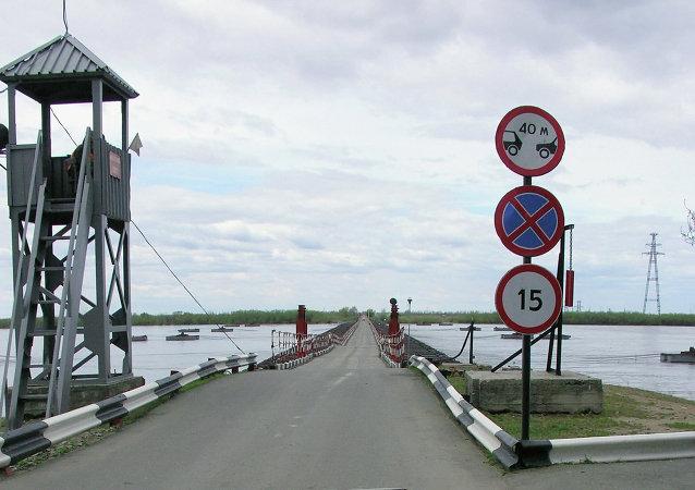 俄哈巴羅夫斯克邊疆區商界認為有必要修建波克羅夫卡-饒河大橋