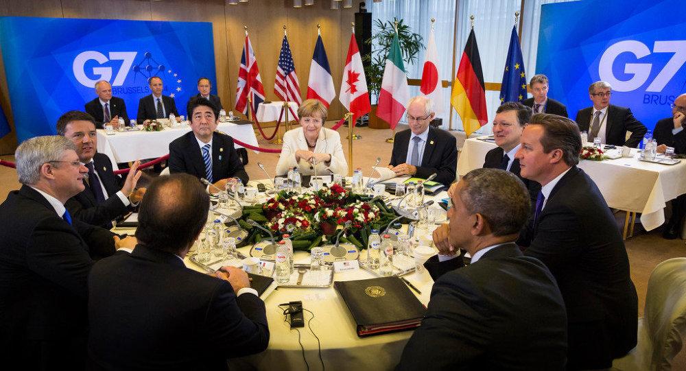 外媒:中國是否會加入G7?
