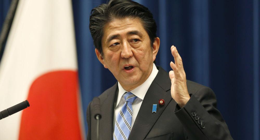 日本首相:必須由日本來主導TPP盡早生效