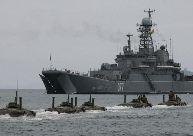 俄海軍將於海軍節期間在堪察加邊疆區實戰演習