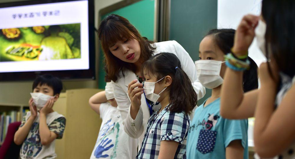 媒體:韓國MERS感染人數增至108人  9人死亡