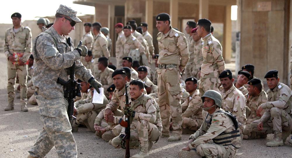 媒體:美國和伊拉克積極討論在該國維持美軍存在的問題