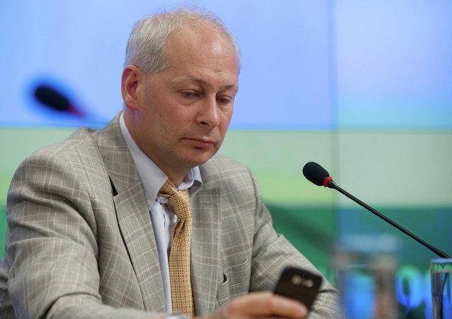 俄羅斯聯邦數字發展、通信與大眾傳媒部副部長沃林