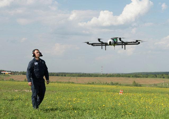 哈巴羅夫斯克邊疆區「布列亞行動」中動用「海雕-10」無人機
