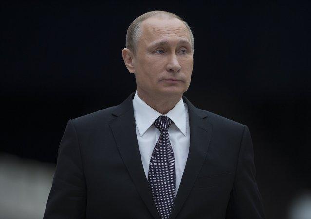 民調:多半俄公民稱普京為「年度人物」